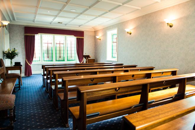 Tovey Bros Chapel