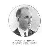 Percy J. Tovey